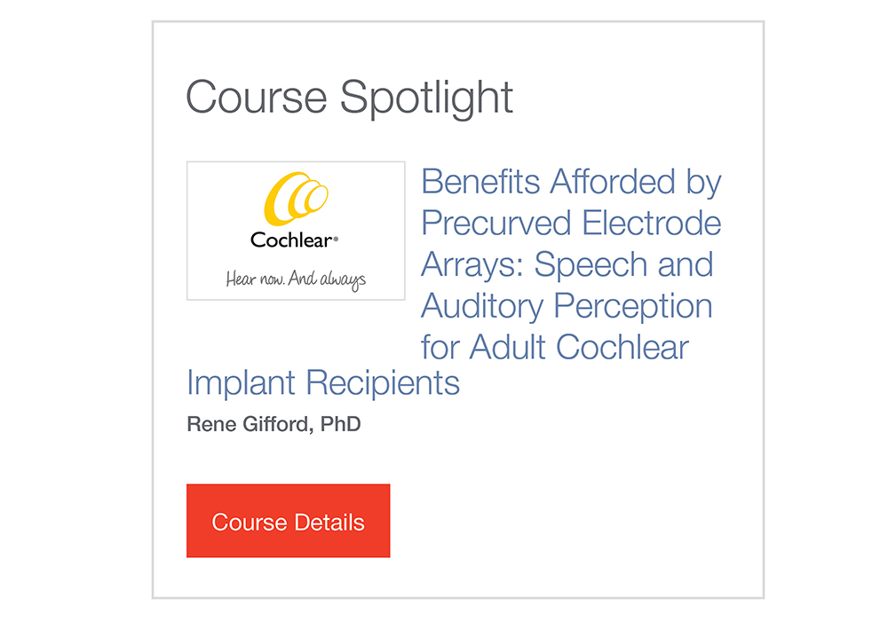 Course Spotlight