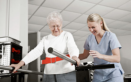 physical therapy for the aging gerontology